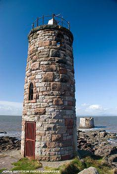 Near Naze Lighthouses, Heysham, Lancashire.