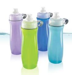Brita Water Bottle. I think everyone should invest in these. Great idea and bottles are very good looking!!