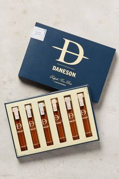 Slide View: 1: Daneson Flavored Toothpick Set