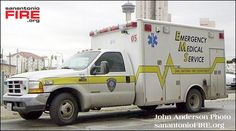 San Antonio Fire Department EMS