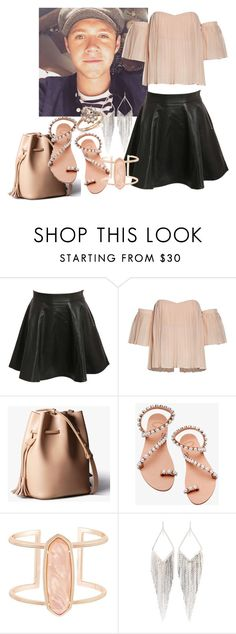 """""""Surprising Niall"""" by imani-loves-1d ❤ liked on Polyvore featuring Pilot, Elina Linardaki, Kendra Scott, Jules Smith and Bloomingdale's"""