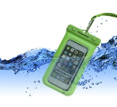 The BEST 100% Waterproof Floating Cell Phone Pouch