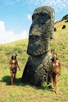 Are you hip to Easter Island? - mlkshk