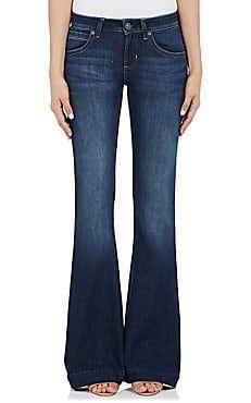 fe661b55894 Joy Flared Jeans Designer Jeans For Women