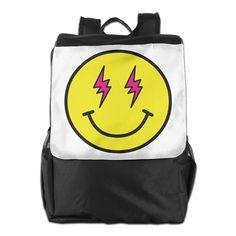 Energia J Balvin Daypack Travel Backpack For Men Women Boy Girl * Remarkable outdoor item available now. : Day backpacks