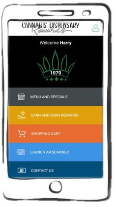 Easy POS and Menu hook up with WeedMaps and Leafly