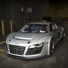 Unleash the Beast! APR's Audi R8 Race car