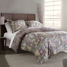 Natalie Soft Floral 3-piece Comforter Set Buy