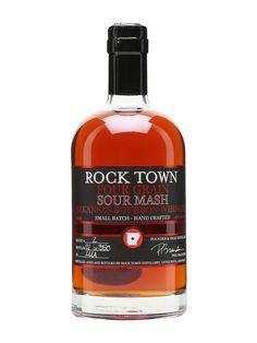 Rock Town Four Grain Sour Mash Bourbon