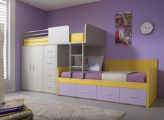 Muebles Orts SONRIE Idees.2 Dormitorio Juvenil 46