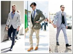 Querido Lector, escogí estás dos capitales de la moda para mostrarte el mejor estilo urbano para Hombre. Imperdible!