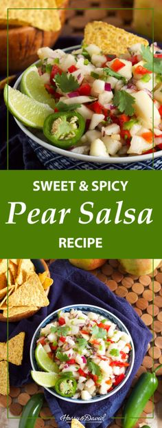 recipe: sweet and spicy salsa recipe easy [16]