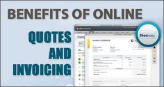 In order for a business to have a strong cash flow, it is important that it sends out invoices to its clients to remind them of their dues and to enable the company to liquidate their profits. That's why getting an online invoicing software is advisable for businesses. Here are the benefits of using invoicing software