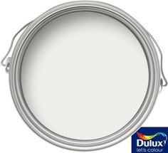Dulux Pure Brilliant White - Matt Emulsion Paint - 7L