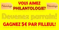 Philantologie vous propose de parrainer vos proches et de bénéficier de bons d'achats sur vos prochaines commandes.