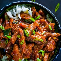 Chang's Mongolian Beef Recipe