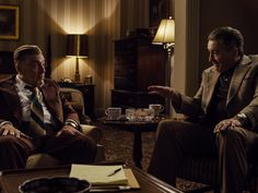 The Irishman: Robert De Niro Al Pacino and Stephen Graham  'Trump could start a war to get a third term'  Hours before Stephen Graham was due to shoot his first scene with Robert De Niro and Al Pacino on Martin Scorseses The Irishman he phoned his wife for a pep talk.  I called the missus and said I dont know if I can do this. My bottles gone says the British actor last seen in Channel 4s The Virtues but already a veteran of Scorseses Gangs of New York and Boardwalk Empire. She went Shut up…