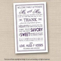 Printable wedding welcome bag booklet note itinerary wedding welcome wedding welcome letter in gold instant download welcome note hotel welcome bag digital download digital spiritdancerdesigns Image collections