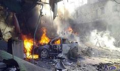 Syrian regime forces kill nine civilians in Damascus Ghouta