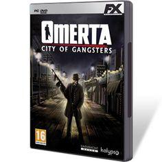 Omerta: City Of Gangsters: para Pc y XBox ( ya a la venta)