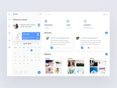Todo web app by Tommy Ios App Design, Desktop Design, User Interface Design, Dashboard Ui, Dashboard Design, Enterprise Portal, Intranet Design, Calendar Ui, Ui Components