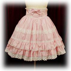 Baby the Stars Shine Bright Heart Margaret Skirt