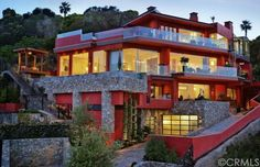 Ultra Modern House Plans Luxury Custom Built Avalon Retreat Records Highest Sale On Catalina Modern House Plans, Modern House Design, Modern Outdoor Furniture, Bedroom House Plans, Luxury Real Estate, Exterior Design, Luxury Homes, My House, Building A House