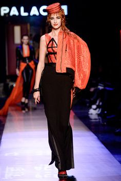 Jean Paul Gaultier Alta Costura Primavera/Verano 2016
