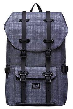 1869dab27d6 Kaukko Laptop Outdoor Backpack Travel Hiking  Camping Rucksack Pack Casual Large  College School Daypack Shoulder Book