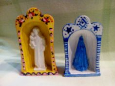 Santo Antonio e Nossa Senhora