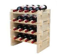 Simple solid wood wine rack theroom wine rack wine rack fashion single tier