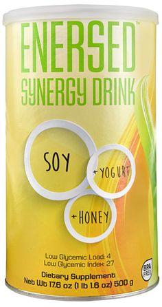 Vitacost Enersed(tm) Synergy Drink -- 17.6 oz (1 lb 1.6 oz - 500 g) - Vitacost