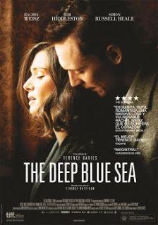 Noche y Día Gran Canaria: Cine - 20/12: 'The deep blue sea' en el Aula de Cine de la ULPGC