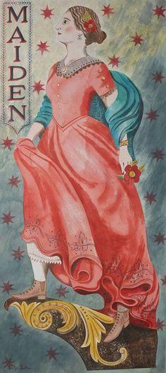 Emily Sutton. Maiden