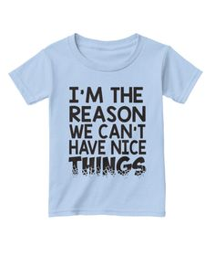 Funny Toddler Shirts | Teespring