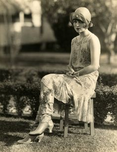 Clara Bow 1926, photo by Eugene Robert Richee