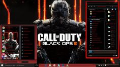 DOWNLOAD- 2016 Tema Black Ops III (Windows 8.1 e 10)