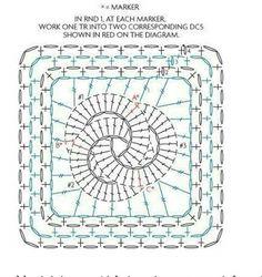 Interlock circle square