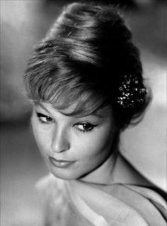 Marina Vlady, french actress & singer