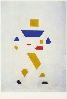 #ARTIST Bart van der Leck