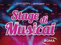 Stage estivo di Musical a Roma