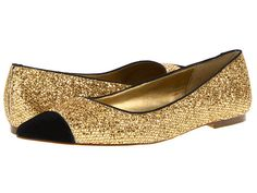 Truth or Dare By Madonna Kulig in Gold Mesh Glitter from zappos.com