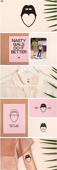 http://www.motherdesign.com/work/nasty-gal-brand/