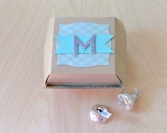 DIY gift box with Dimensional Magic