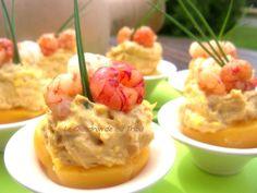 Une envie de revisiter le classique oeuf mimosa du dimanche midi ou le délicieux mariage de la pêche et du thon...