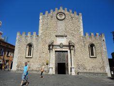 Little church in Taormina Sicilia