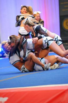 Welcome To The #Cheer Nation m.32.5 #KyFun competitive cheerleading cheerleaders competition #cheer