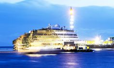 17 Sept. Costa Concordia re-floated in world's most expensive salvage operation