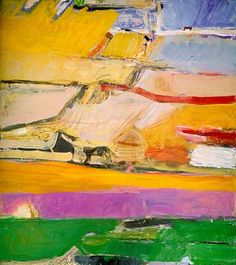 I'm always trying to imitate Diebenkorn. But it never comes out as amazing... if you don't know his works take a look