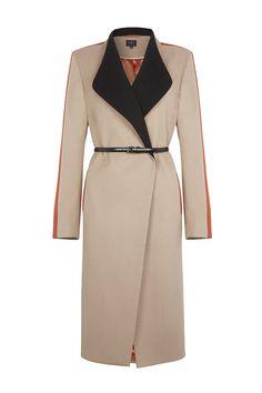 50 abrigos perfectos para el invierno. Éste es de Marks & Spencer. © Cortesía de la marca.